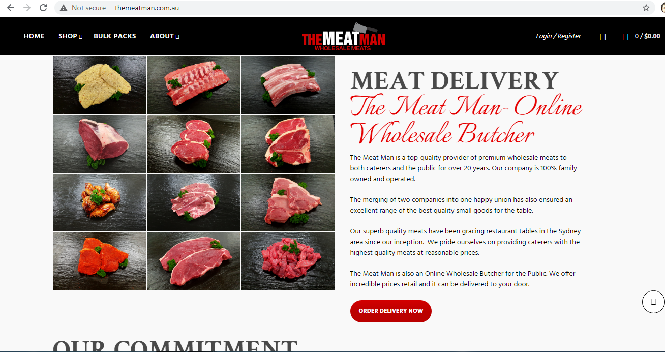 The Meat Man
